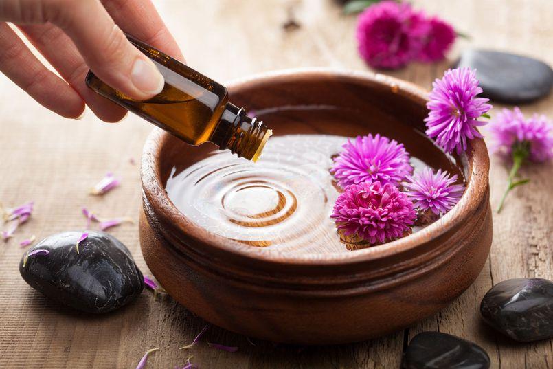 Olejki eteryczne do masażu i aromaterapii