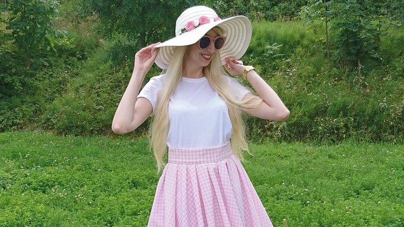 Różowo mi - wersja piknikowa