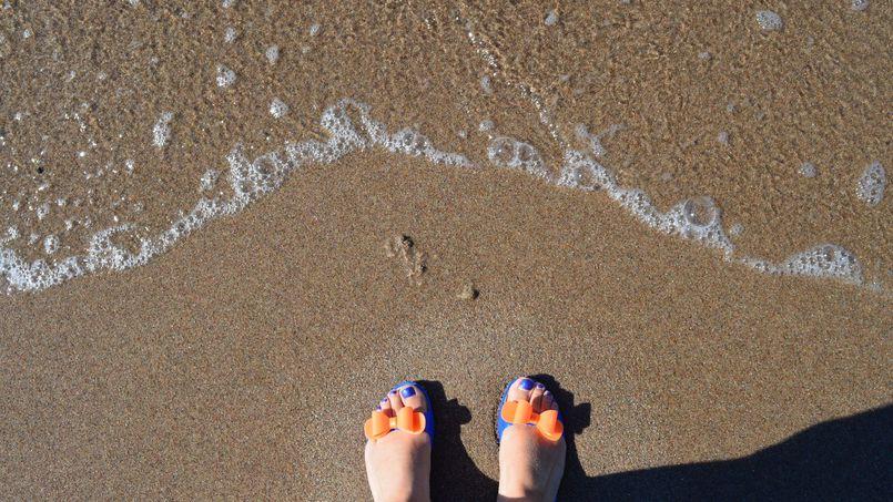 Morskie obuwie :)