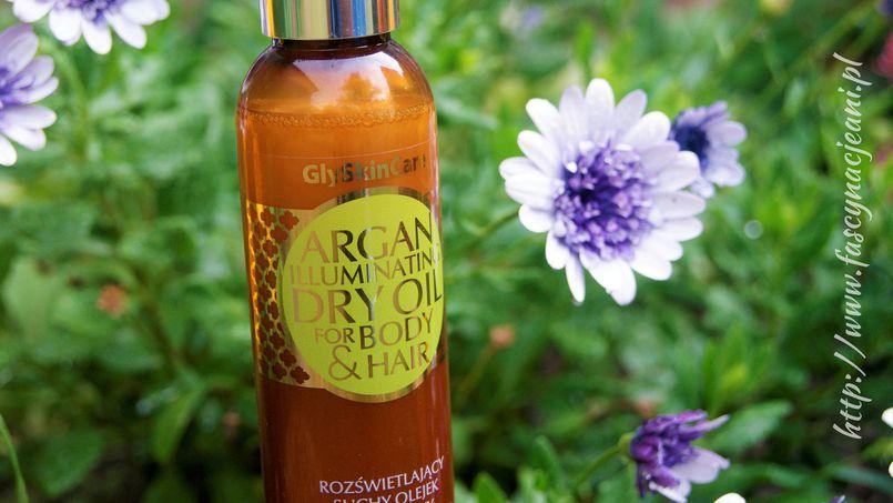 Argan Iluminaty Dry Oil – GlySkinCare