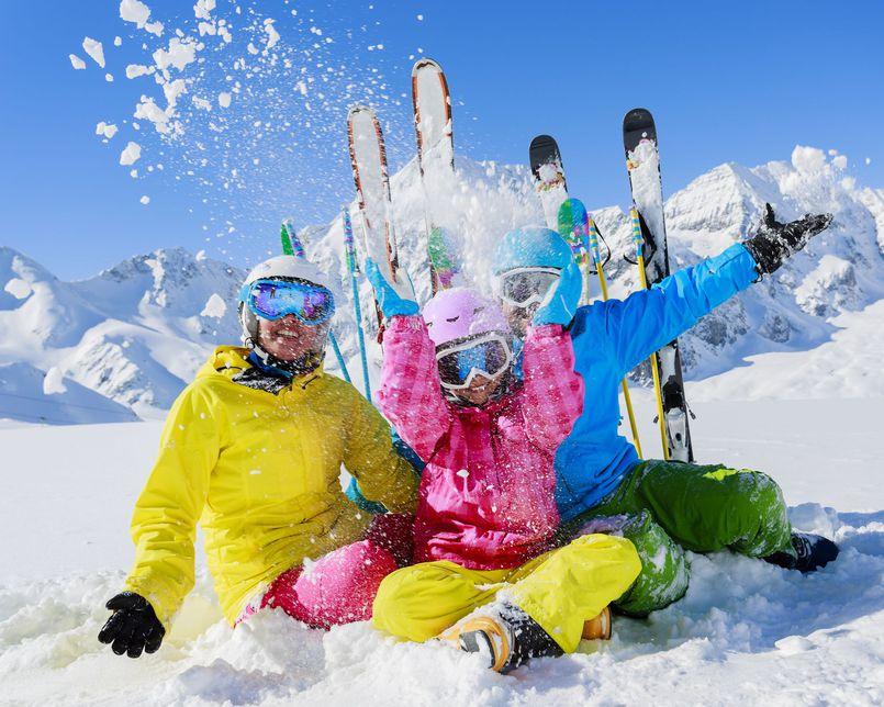 Jak aktywnie spędzić zimowy weekend?