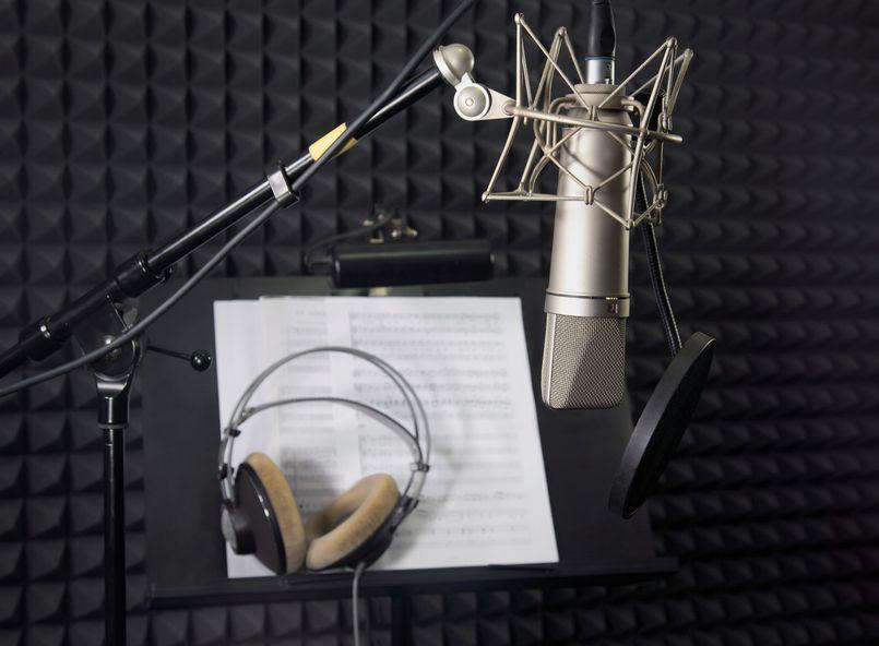 Niezbędne wyposażenie studia nagrań muzycznych