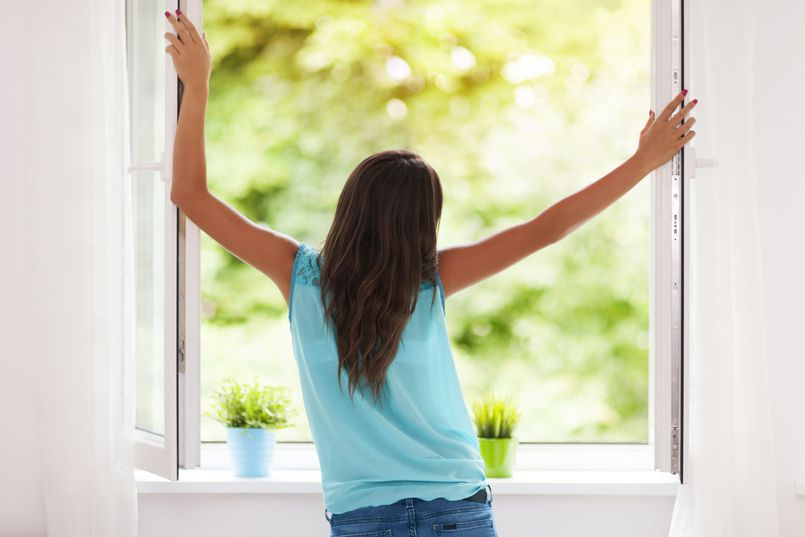 Świeże powietrze w domu. Odkryj, jak o nie zadbać