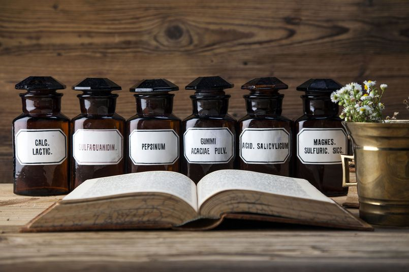 Medycyna naturalna. Najlepsze książki i poradniki