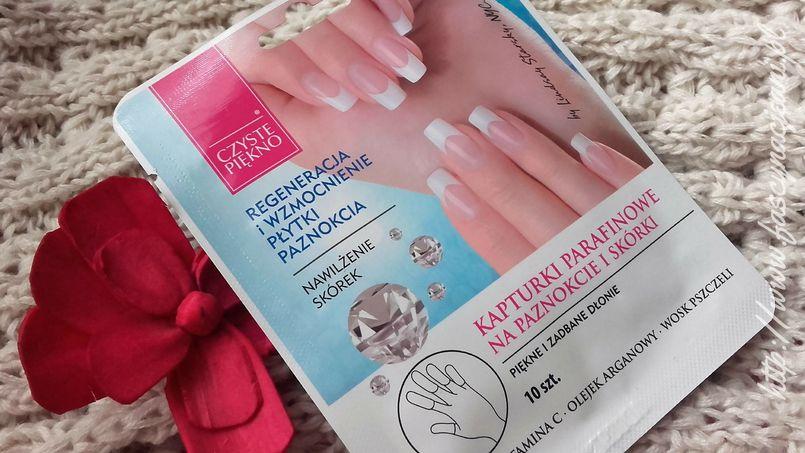Kapturki parafinowe na paznokcie i skórki