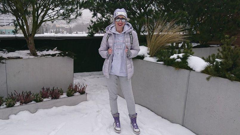 W narciarskim stylu