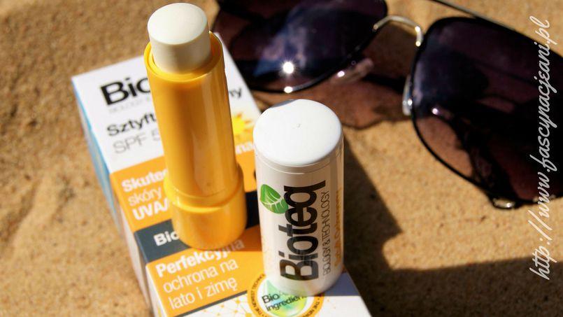 Sztyft ochronny Bioteq – ratuj się przed słońcem.