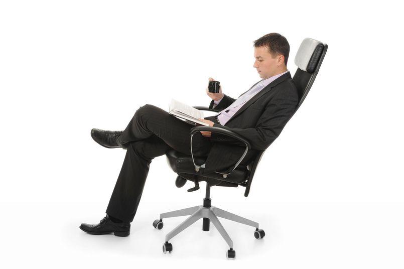Najlepsze krzesło do biura. Usiądź wygodnie!
