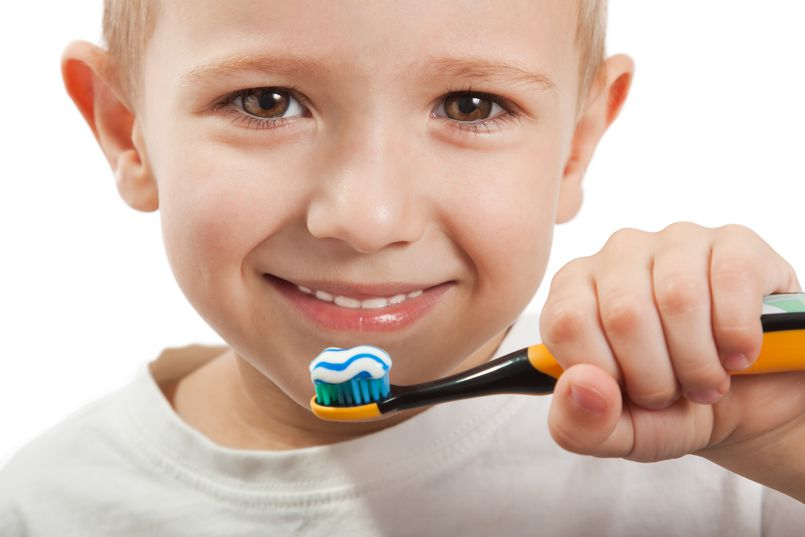 Zdrowe zęby Twojego dziecka