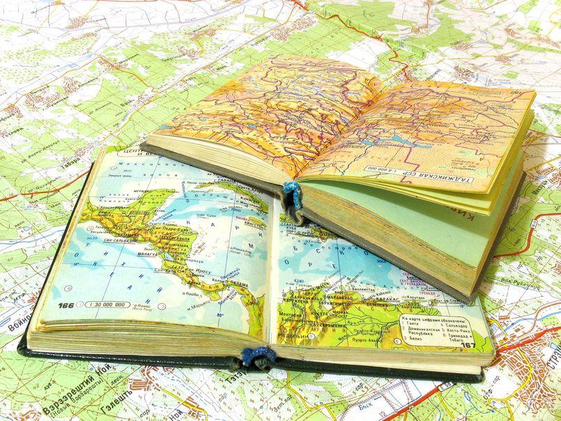Dzięki tym książkom nauka geografii może być ciekawa