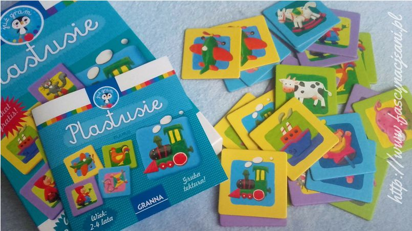 Plastusie – ucz się bawiąc razem z Granna