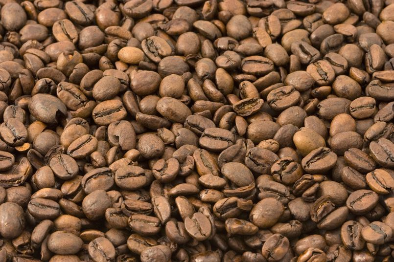 Rajstopy z… kawą?