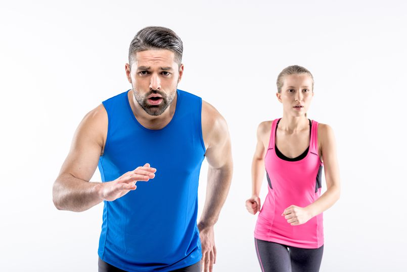 Bieganie pomaga schudnąć, ale co z brzuchem? | sunela.eu