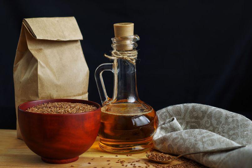 Olej dla zdrowia i urody? Koniecznie wybierz olej lniany